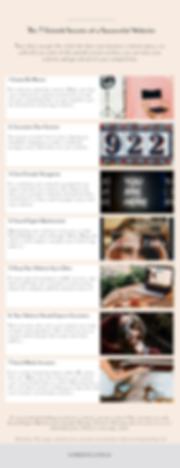 Infographic - Untold Secrets Successful