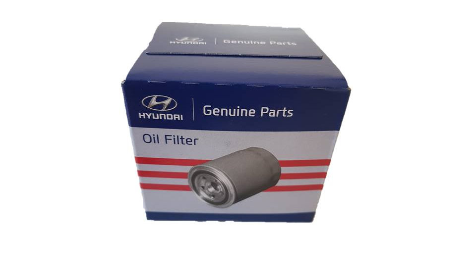 Hyundai Oil Filter Genuine i30N