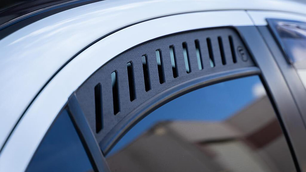 Window Vents - Mitsubishi Evo/Ralliart X