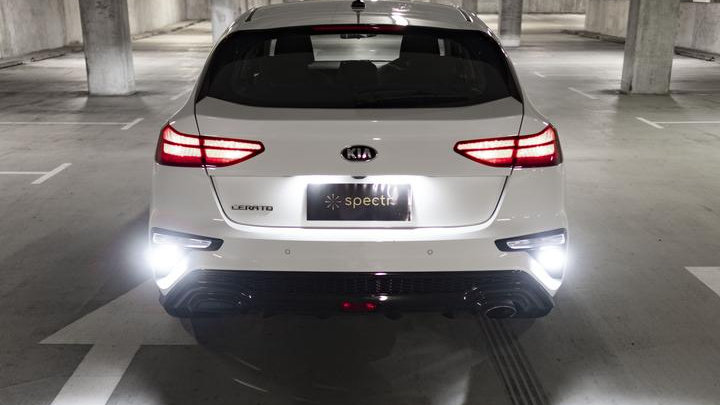 Kia Cerato LED Exterior Upgrade Kit