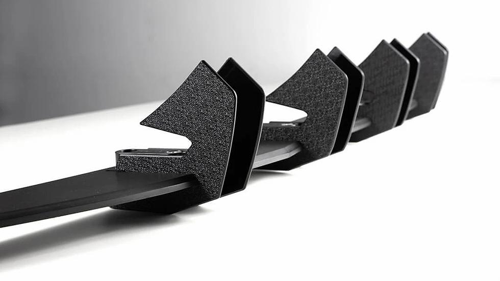 Hyundai i30 SR & N Line Rear Lock Diffuser - Flow Designs