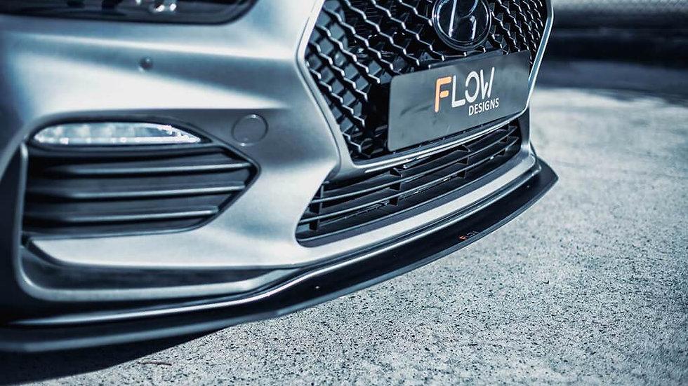 Flow Designs Front Splitter Lip - N-line