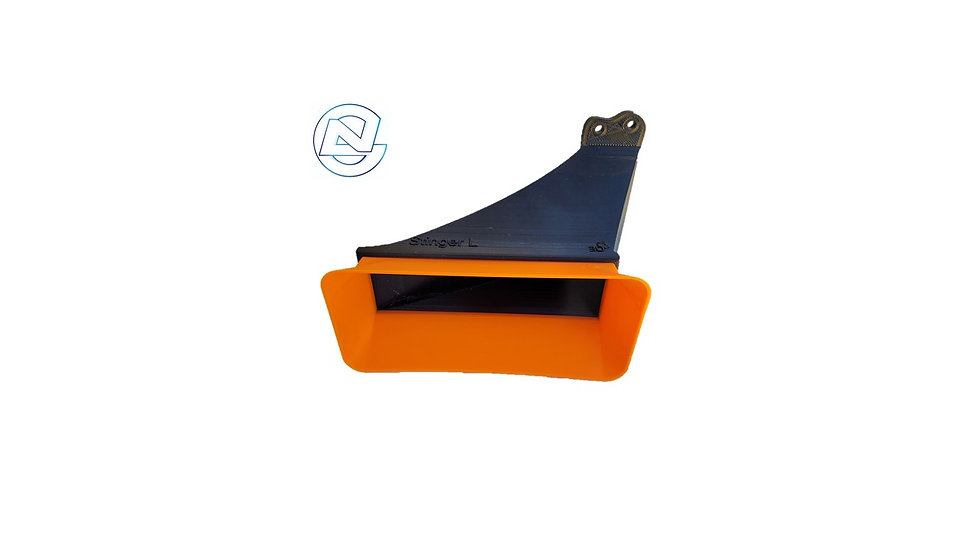 Kia Stinger Single Air Intake Scoop - 3DKing AIS