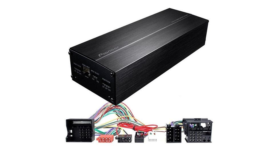 Hyundai 2016+ PD i30 Pioneer Audio Amp Upgrade