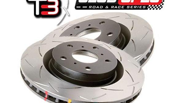 Hyundai i30N Brake Disc Rotor DBA 4000 T3 Series Front Pair