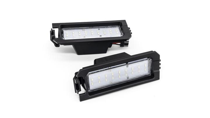 Hyundai & Kia Licence Number Plate LEDs