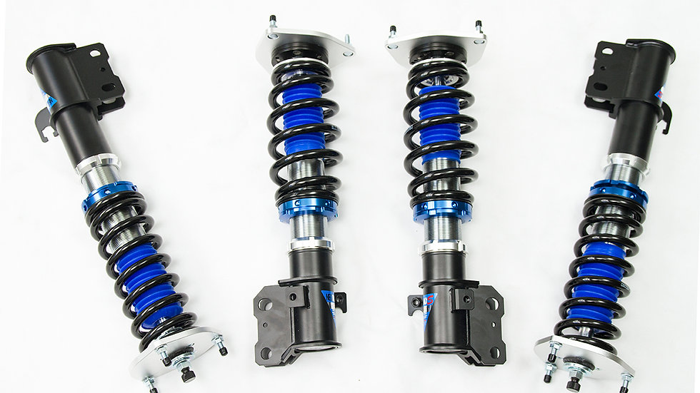 Silvers Neomax S Coilovers - Veloster/Veloster Turbo FS 2011-2019