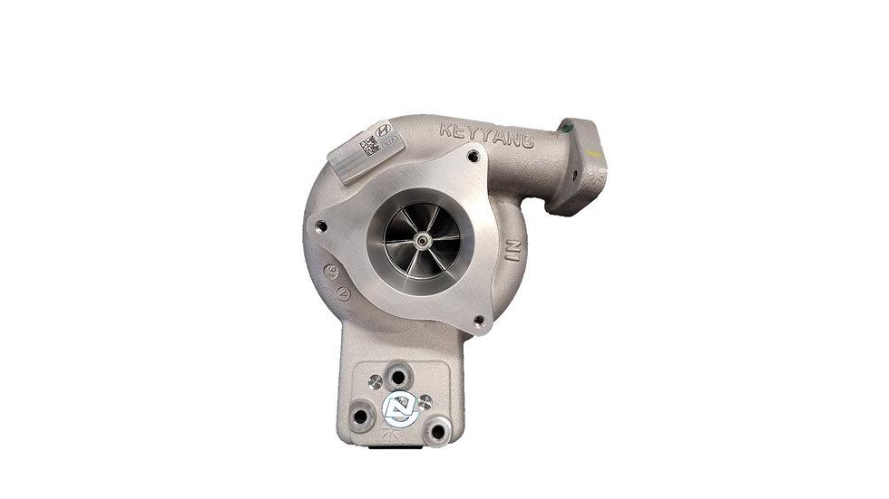 Hyundai i30N High Flow Turbo Upgrade