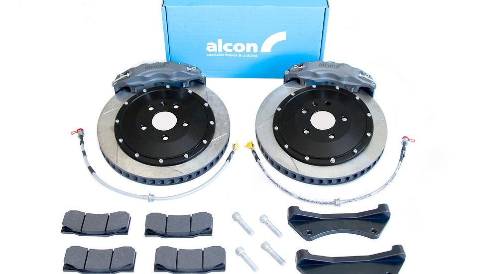 Alcon 4-Piston CRB343 Front Brake Kit - i30N