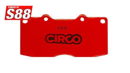 Circo S88 REAR brake pads - i30N