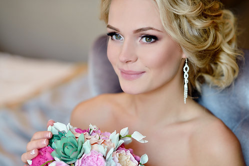 VIP Full Day Bridal Package