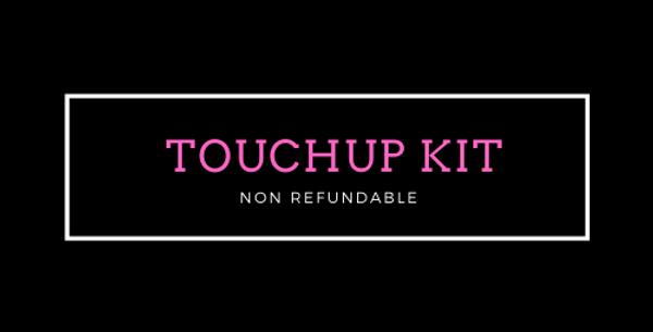 Touchup Kit