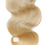 Thumbnail: Blonde Clip-In Hair Extensions #613