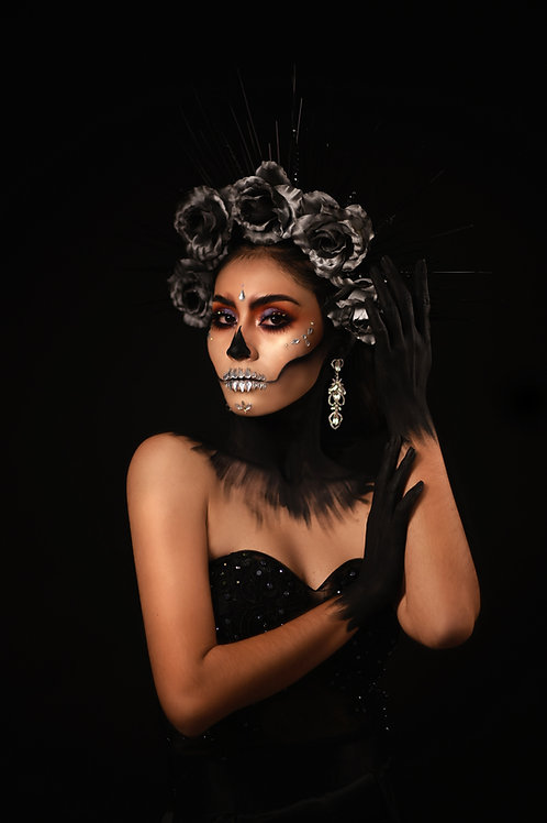 Halloween Makeup or Body Paint