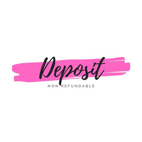 Event Services Deposit