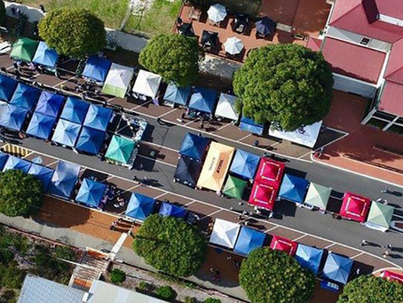 Rotary Mundaring Sunday Markets Has Reopened!