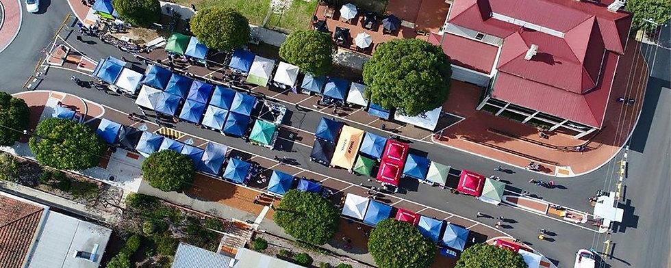 rotary-mundaring-sunday-markets-aerial-c