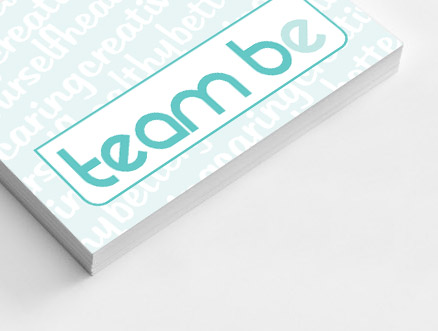 LETTERHEADS | Team Be