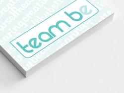 LETTERHEADS | Team Be