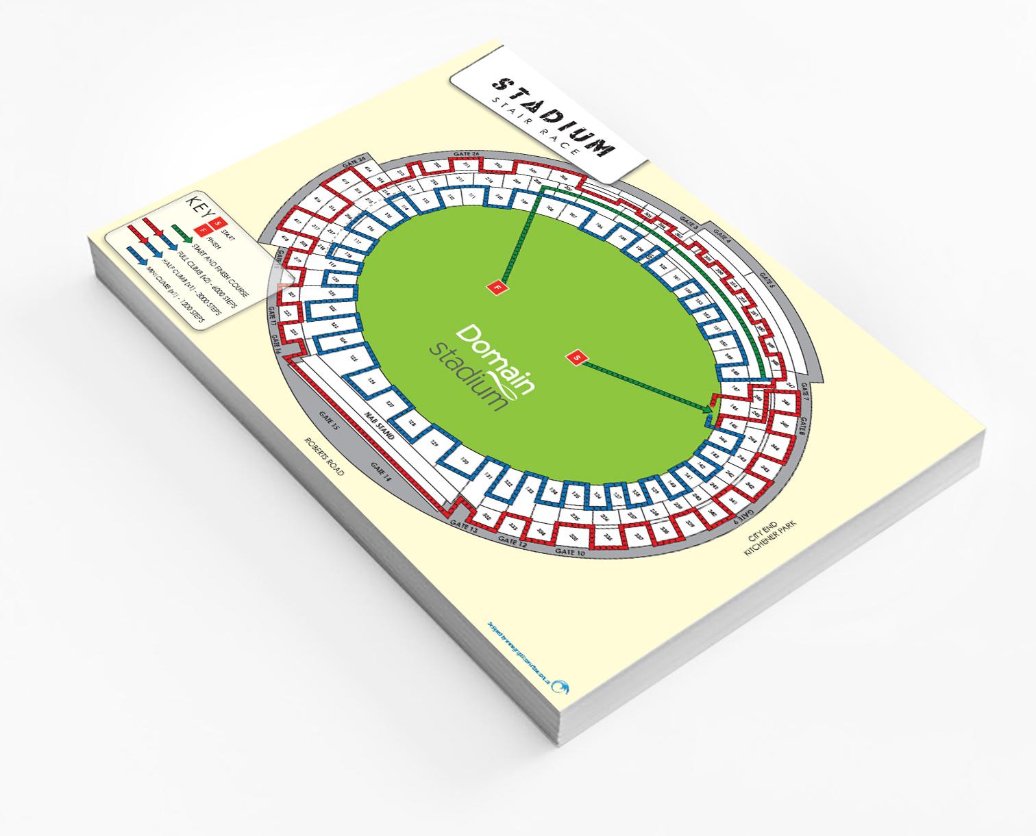 MAPPING | Domain Stadium
