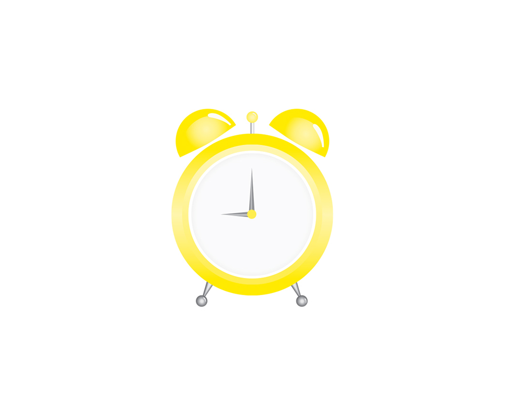LOGO | 'Yellow Alarm Clock'
