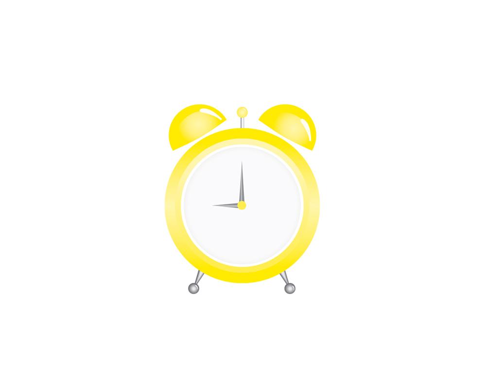 LOGO | 'Yellow Alarm Clock'