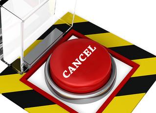 Just Let Me Cancel It!