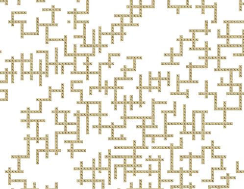 Scrabble Layout Generator [C++]