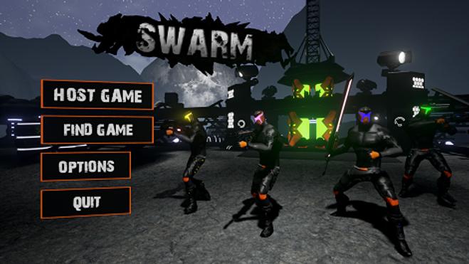 Swarm [UE4 & C++]