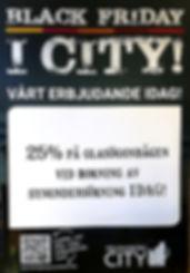 Optiker Helsingborg Klofves Optik Black Friday