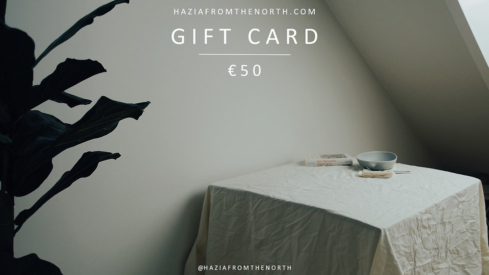 GIFT CARD €50