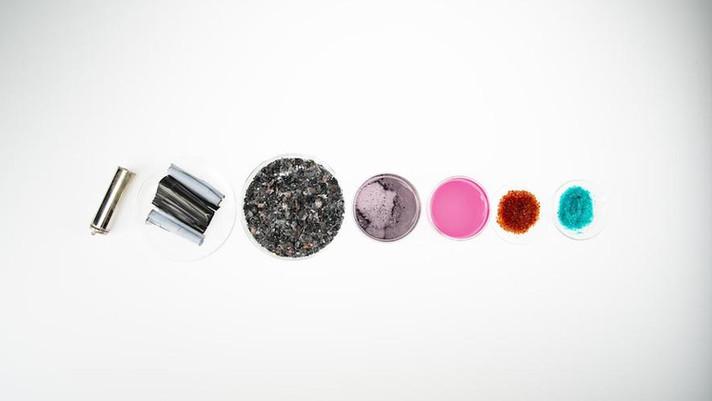As matérias-primas através da reciclagem de baterias para VE têm menor pegada de carbono