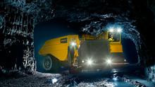 Equipamento de emissão zero para mineração passa em teste de confiabilidade na mina subártica