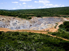 Brasil vai exportar urânio, se a mina continuar