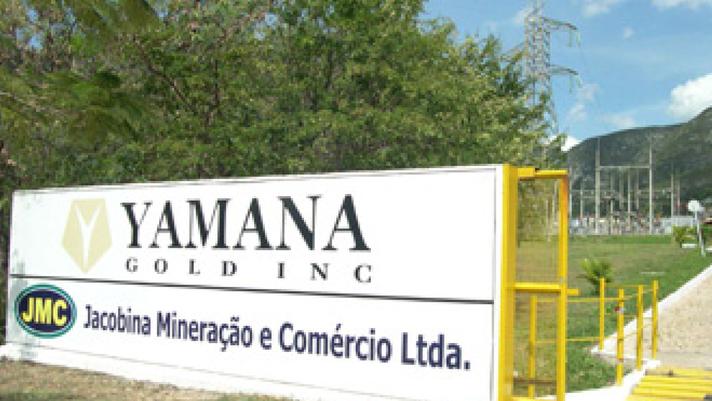 Exploração da Yamana Gold amplia reserva em Jacobina