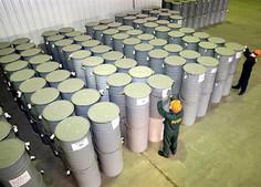 Kazatomprom compra urânio como estoque sob pressão