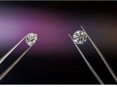 Diamantes alongados podem ser a chave para microeletrônica da próxima geração