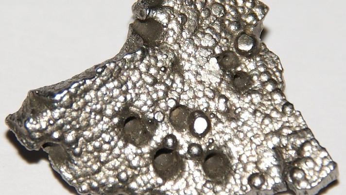 Bactérias resistentes revelaram-se boas mineradoras de cobalto