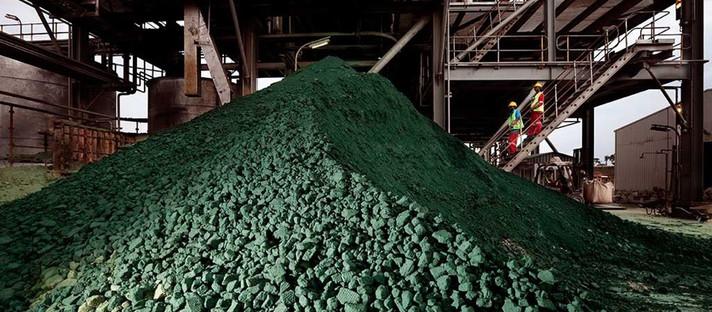 China Molybdenum eleva meta anual de produção de cobalto em 18%