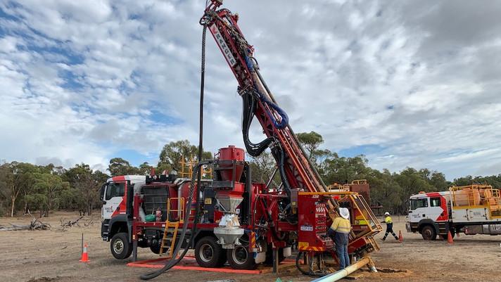 Mineiros australianos unem forças para explorar o projeto Coates Ni-Cu-EGP