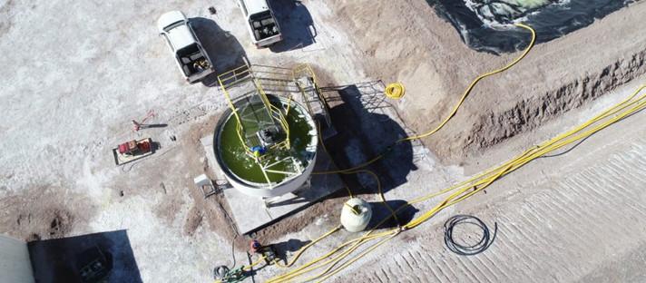 Neo melhora o nível de pureza do carbonato de lítio