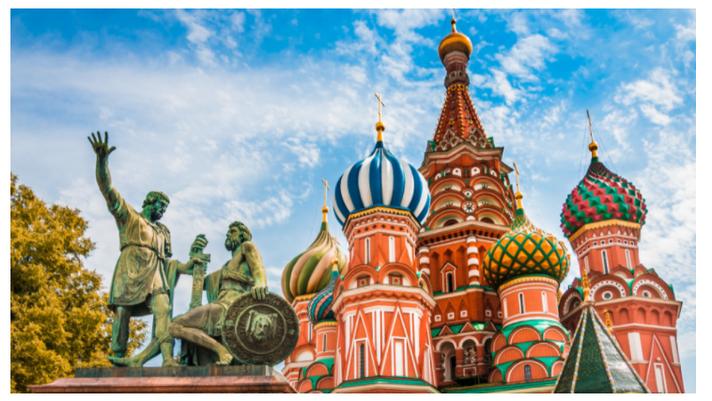 A Rússia tem plano de US $ 1,5 bilhão para diminuir o domínio das terras raras da China