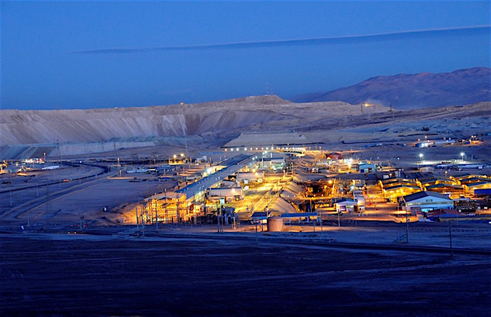 BHP se compromete com a produção responsável de cobre