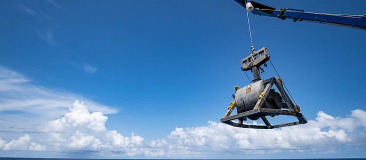 DeepGreen Metals atualiza estimativa de recursos do fundo do mar