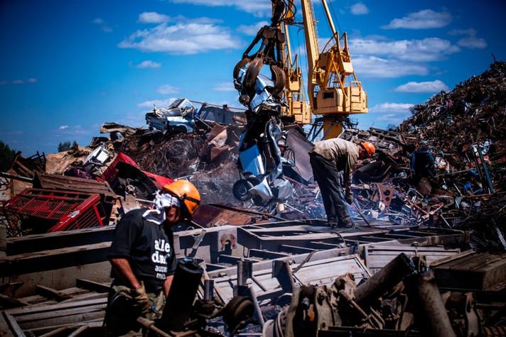 China permitirá importação de sucata de aço em um novo padrão