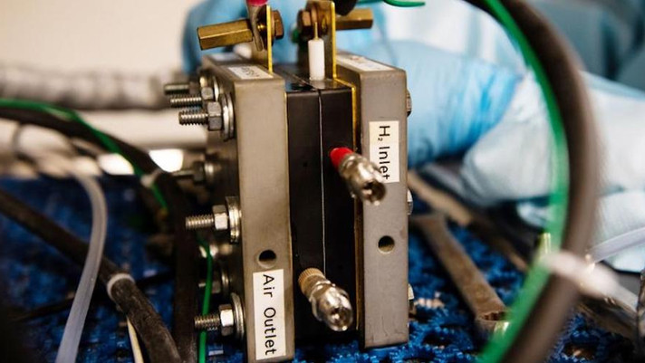 O cobalto pode substituir a platina nas células de combustível