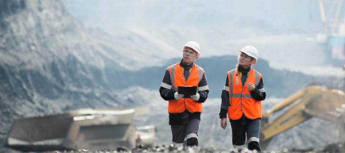 Mais transparência, o uso de dados é muito esperado na indústria de mineração do futuro