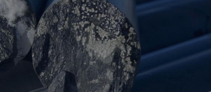 A varredura nuclear permite uma melhor detecção de metais preciosos em núcleos de perfuração, dizem
