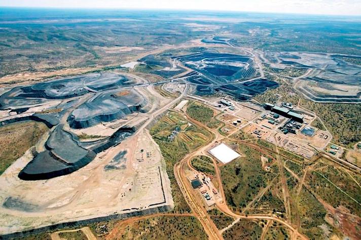 Mina de zinco do século da Austrália inicia sua produção comercial