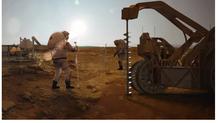 Luxemburgo criará centro de mineração espacial na Europa